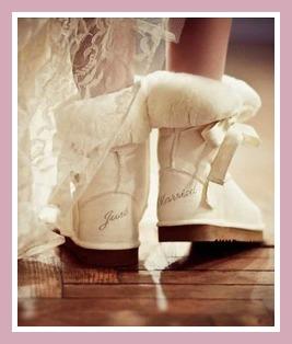 Hug Bride Shoes