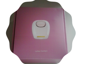 Packaging Lumea Comfort by Philips